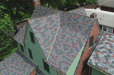 Majestic Slate - Synthetic Slate Roofing Tiles - EcoStar